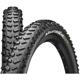 "Continental Mountain King 2.3 Sykkeldekk 26"" TL-Ready E-25 Svart"